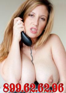 milf al telefono